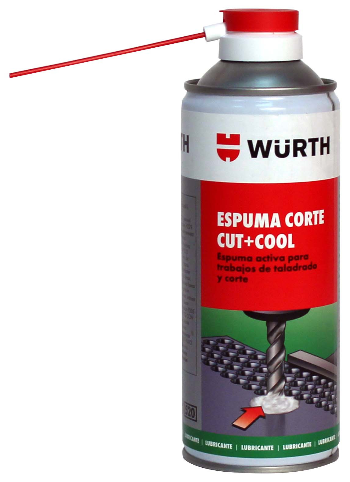 ESPUMA CORTE CUT  COOL, 400 ML