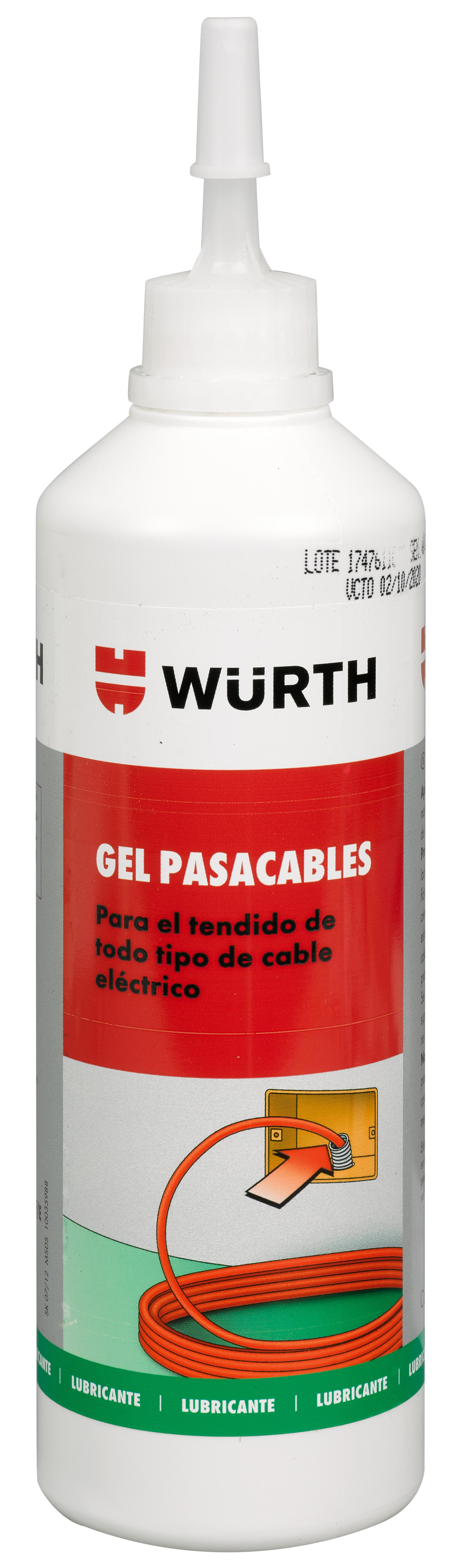 GEL PASACABLES 500ML