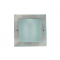 DOWNLIGHT AL. CUADRADO BLANCO  2X26W