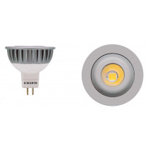 LÁMPARA LED MR16-GU53 6 W 45G 5000K