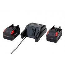 POWER PACK 28V CARGADOR + 2 X 5AH